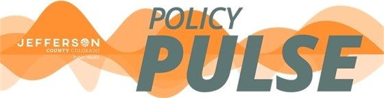Logo for JCPH Policy Pulse Newsletter