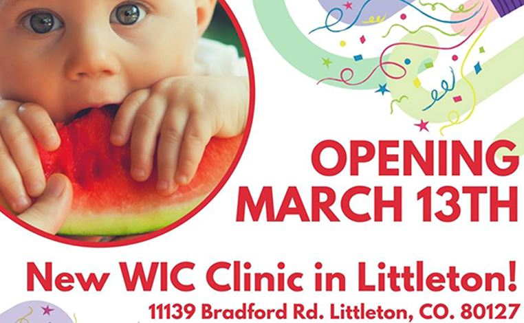 New WIC Clinic Opening