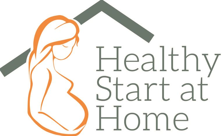 Healthy Start at Home logo