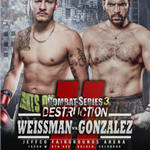 Sparta Combat League Combat Series Poster