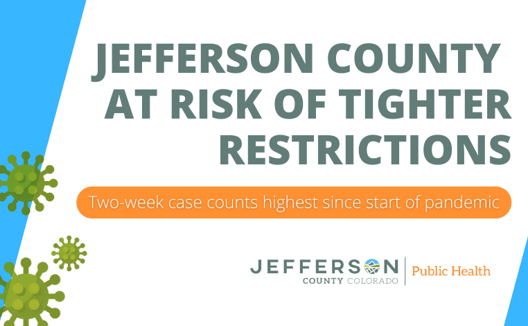 Jefferson County At Risk of Tighter Restrictions
