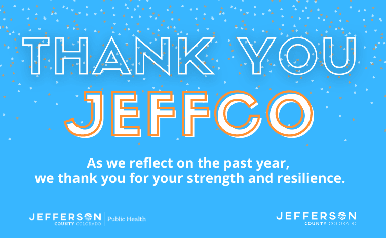 Thank You Jeffco