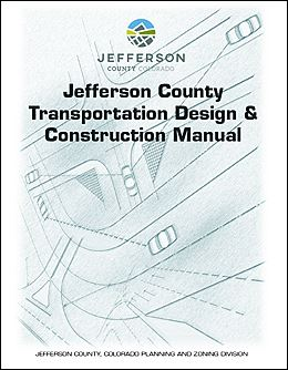 Transportation Design Construction Manual cover