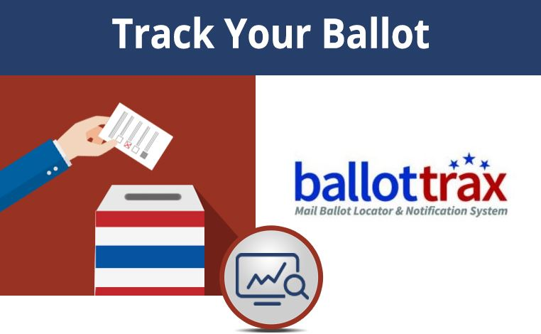 Image for Track your ballot link